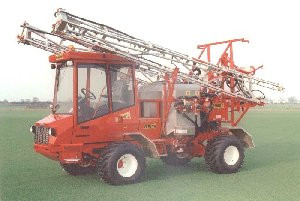 1600l, 24m lightweight sprayer